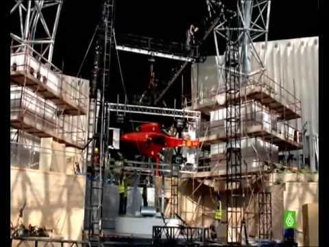 Megaconstrucciones - Ferrari World Abudhabi (Español)