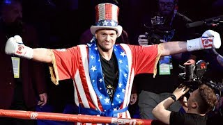 Adam Smith on: is Tyson Fury overrated?