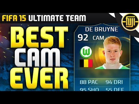 FIFA 15 - THE BEST CAM EVER!!! - TOTS KEVIN DE BRUYNE!! - FIFA 15 Ultimate Team