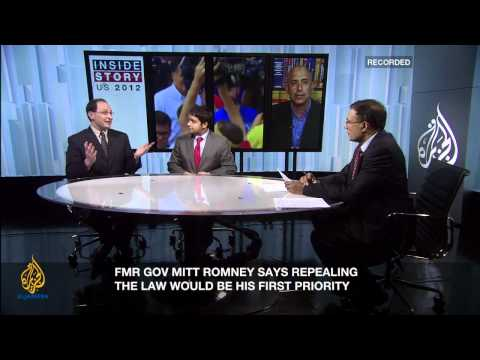 Inside Story US 2012 - What is at stake in the US healthcare debate?