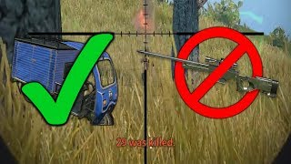 10 Things Pro Rules of Survival Players NEVER Do