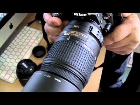 Lens 200mm vs 300mm Nikkor Af-s 55-300mm vr Lens