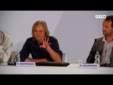 Festival di Venezia 71 - Viggo Mortensen e Adam Driver al Lido