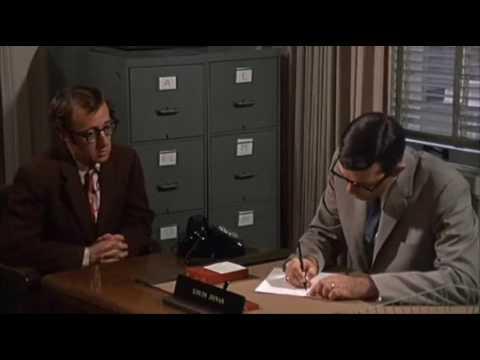 Woody Allen - Entrevista de trabajo