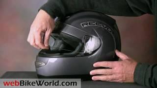 Reevu MSX1 Rear View Mirror Motorcycle Helmet