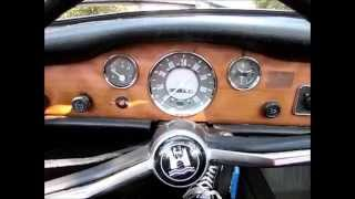 1969 Karmann Ghia Convertible Test Drive