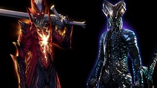 DMC4:SE Crazy Devil Trigger Battle Dante vs Vergil