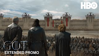 Game Of Thrones 8X05 Extended Promo (HBO) | Episode 5 Trailer | Kit Harington, Emilia Clarke