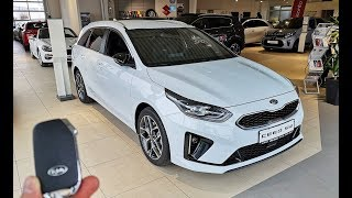2019 Kia Ceed Sportswagon 1.4T-GDI GT-Line