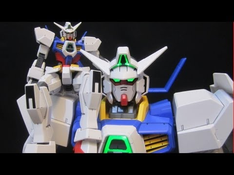 1/48 Gundam Age-1 Normal (Part 6: Verdict) Mega Size Model Age gunpla review
