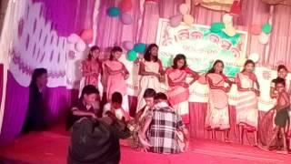Kamakhyanagar Gundichanali upgrade high school's annual fangson