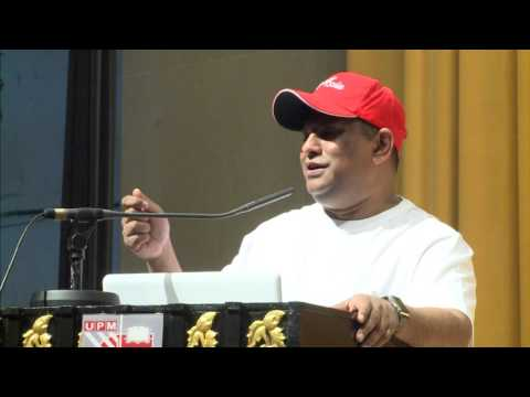 Tan Sri Tony Fernandes  - CEO@Faculty Programme - UPM