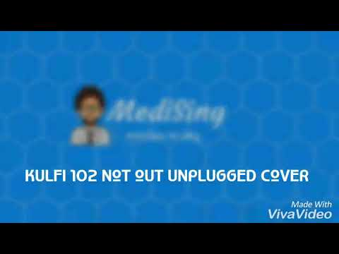 Kulfi - Cover - Unplugged - 102 Not Out - Sonu Nigam - Salim - Sulaiman - By Harsh Verma