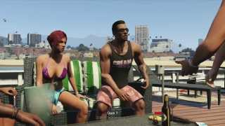 GTA 5 HD Boat Porn Sex Mission gold or 100%