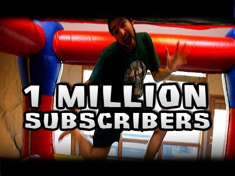 1 MILLION SUBSCRIBERS