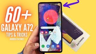 01. Samsung Galaxy A72 Tips and Tricks | Hidden Features