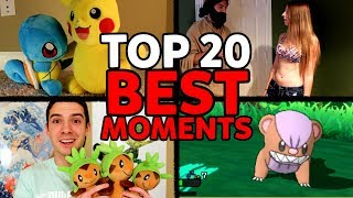 Top 20 Best Moments of MandJTV 2016