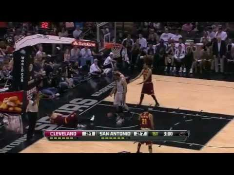 Cleveland Cavaliers vs. San Antonio Spurs (Full Recap) March 16, 2013
