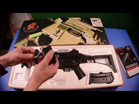Evike Box of Awesomeness Unboxing! (Gun for Sale!)
