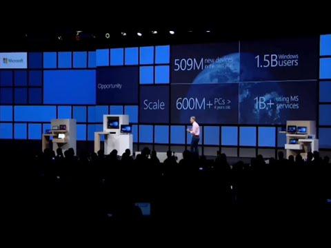 Microsoft Press Conference at IFA 2015 Keynote full