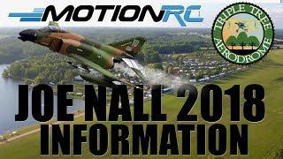 Joe Nall 2018 Information - Motion RC
