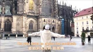 LuHan鹿晗_The Theater of Running Lu_Boss LU's Tourist Souvenir Photo