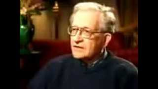A MUST SEE Interview by Noam Chomsky