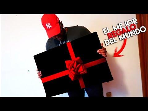 MI MADRE ME HACE EL MEJOR REGALO DEL MUNDO!!!