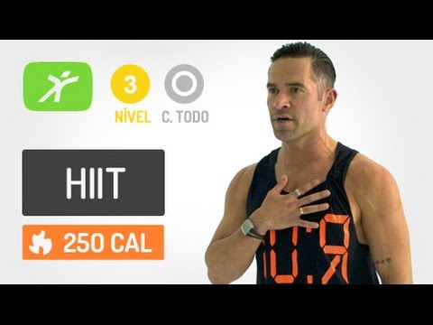 Desafio HIIT – Treino Cardio para Perder Barriga e Emagrecer Rapido
