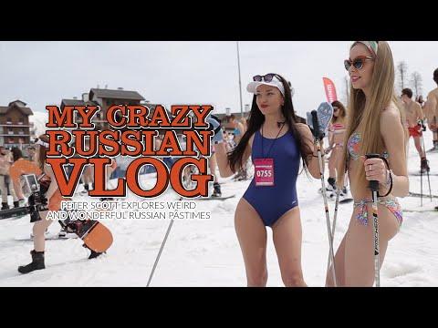 My Crazy Russian Vlog: Weird & Wonderful Siberian Pastimes (RT Documentary)