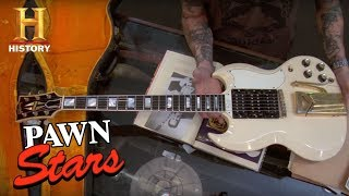 Pawn Stars: Les Paul Guitar and Document Collection (Season 5) | History