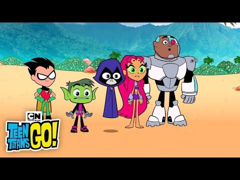 5 Whole Days: Island Mash Up   Teen Titans Go!   Cartoon Network