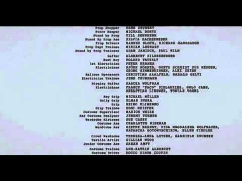 Ghost Writer (2010) Credits