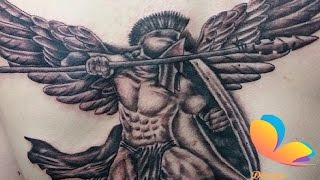 Savaşçı Dövme Modelleri | Warrior Tattoo Models