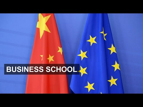 China seeks business growth from Europe |  Business School