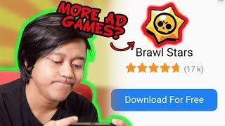 I Finally Downloaded Brawl Stars