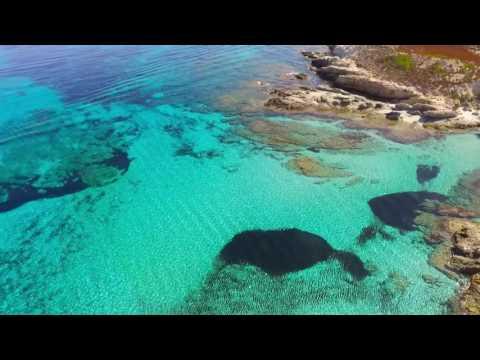 [HD] Tour des plages Corse en drone