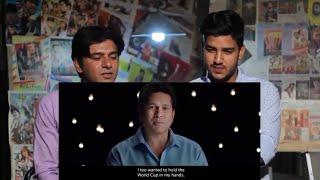 Pakistani Reacts To | Sachin A Billion Dreams | Sachin Tendulkar | Reaction Express
