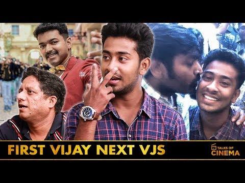 "Vikram Vedha release அப்போ ""Rajapaalayam Surya"" ன்னு banner வெச்சான் VJS க்கு | 96 Movie Actor Surya"