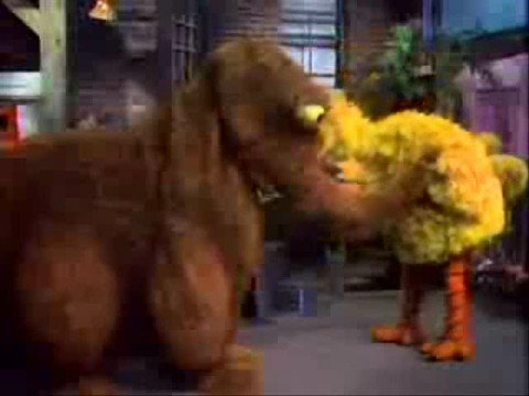 Sesame Street - How Big Bird And Snuffy Really Met video