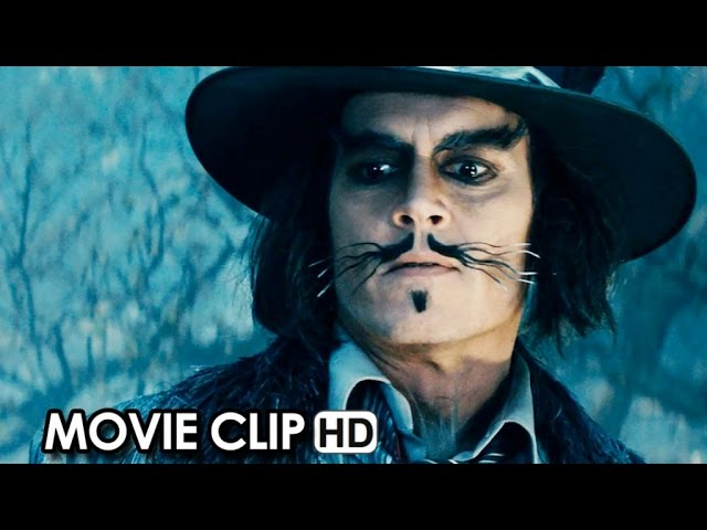 Into The Woods Movie CLIP 'On The Steps Of The Palace' (2014) - Johnny Depp Movie HD