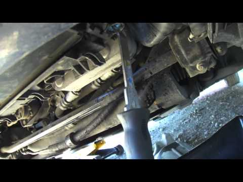 DIY BMW E46 how to Drain coolant from Radiator