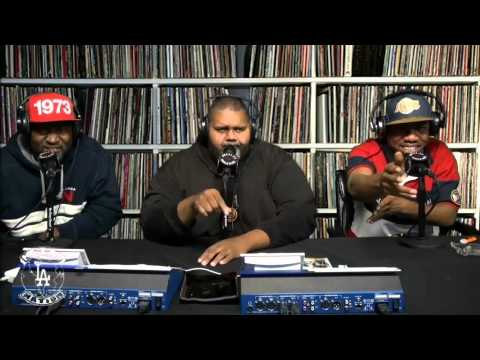 Planet Asia - Performs Live on ZuluTribe Radio: PART 2