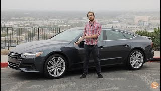 2019 Audi A7 Prestige Test Drive Video Review
