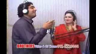 Pashto New Song 2012   Bahram jan   Saima Naz   Ma azara we lelo wa le me saze lelo   Full HD      Y