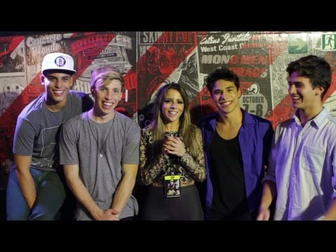 YouPOP - Programa 17: Rassa entrevista a boyband P9