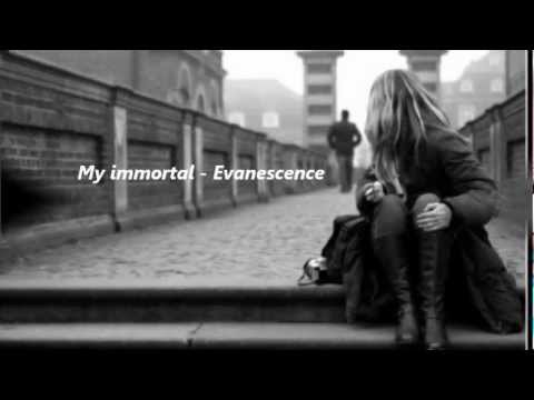 My immortal - Evanescence (letra)