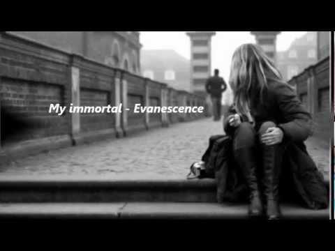 My immortal - Evanescence (letra)