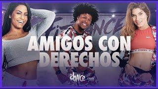 Amigos Con Derechos Reik Maluma Fitdance Life Coreografía Dance Audio