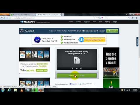 Como Acelerar las Descargas de Mozilla Firefox 2012